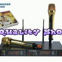 MICROPHONE WIRELLES SENHEISER SKM-5400 GOLD EDITION ( MASTER VOCAL)