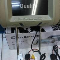 (Diskon) headrest monitor centrum satu pasang
