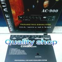 (Diskon) parametrik acoustic ac-900 usb movie mp4/divx/mp3/wma