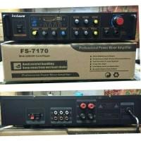 (Diskon) murah meriah!!! ampli betavo FS-7170 baru usb sd