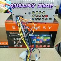 (Sale) DOUBLEDIN EMBASSY EM-6988 panel LED gambar jernih optik bandel