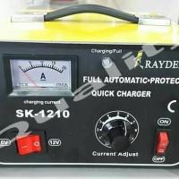 (Diskon) charger aki rayden full otomatis ( cut off )