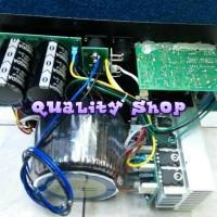 (Dijamin) power subwoofer/power kit untuk speaker ukuran 18 inch