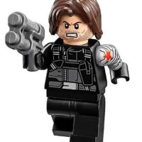 Bootleg Lego Avengers The winter soldier 2