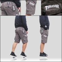 celana cowok | celana cargo pendek untuk santai