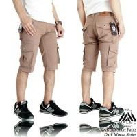 celana pendek pdl / cargo pendek pria