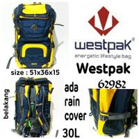 Tas ransel backpack Westpak 62982 tas punggung keren murahdan terbaru