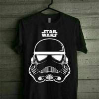 Kaos Tshirt Kaos Pria BIG SIZE 5XL 6XL STAR WARS