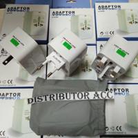 Universal Travel Adaptor / Adaptor International / Adaptor serbaguna