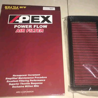 Filter Udara Racing Performance Apex Grand New Avanza Xenia Dual VVTI