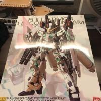 MG Full Armor Unicorn gundam Ver. Ka Bandai