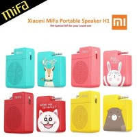Original Xiaomi MiFa H1 Portable Speaker Stereo Mini 3.5mm Audio