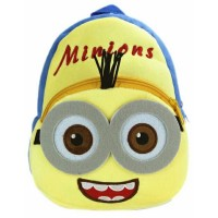 Tas Sekolah Anak Karakter Kartun Minion - Yellow