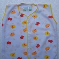 Baju Bayi Tanpa Lengan / Kutung merk Shankusen SNI halus lembut murah