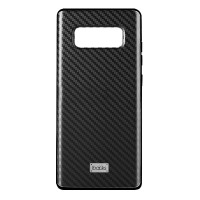 ibacks Castell Carbon for Samsung Note 8 - Black