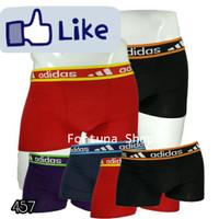 Celana Dalam Pria Boxer Pria CD Pria Adidas All size