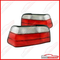STOP LAMP - BMW E36 2D 1991-1998 - EAGLEEYES - RED CLEAR
