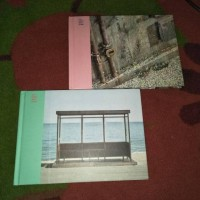 Album BTS - Wings YOU NEVER WALK ALONE Spring Day Not Today Mint Pink