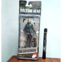 Sale Mainan action figure the walking dead The governor Artikulasi Det