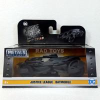 Batmobile justice league jada 1:32 diecast batman dc die cast