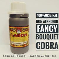 Bibit Parfum Minyak Wangi FANCY BOUQUET COBRA 100ml SEGEL Non alkhohol