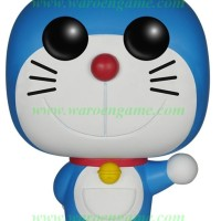 (Dijamin) Funko POP Anime: Doraemon Action Figure