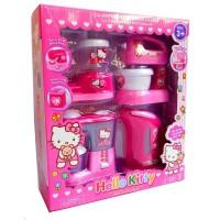 asli original Mainan Mixer Blender Jiucer Teko Household set Hello