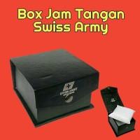 BOX JAM TANGAN SWISS ARMY BOX KANCING
