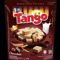 Wafer Tango Pouch 125g/Wafer Renyah Tango Resealable Zip Lock 125g