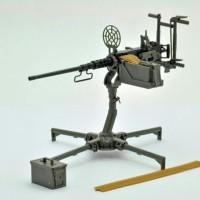 Little Armory (LD009) 1/12 M2 Heavy Machine Gun (Anti-aircraft Gun)