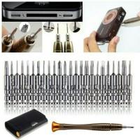 Torx set obeng reparasi 25 in 1 repair toolkit for Iphone 4/5/6/6plus