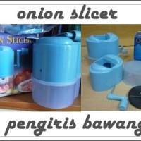 ALAT IRIS BAWANG Onion Slicer / Perajang Bawang Pengiris Bawang Rajang