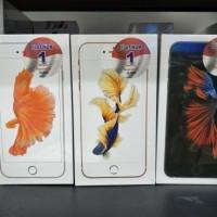 iPhone 6S Plus 16GB Gold/Grey/Rose Garansi 1 Tahun Distributor
