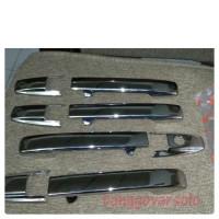 Handle cover (mobilio, BRIO) / lapisan aluminium pegangan pintu