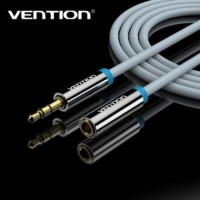 Vention VAB B06 1M Kabel Audio Aux 3 5mm Male To Fe041217 Limited