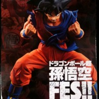 Son Goku Fes Vol 02 - 1pcs Goku (Black Hair)