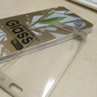 Samsung Galaxy S6 Edge Tempered Glass Screen Protector full colour