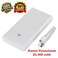 Powerbank Power Bank Xiaomi MI 2 20000 mAh Fast Charging Original