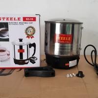 Mug Elektrik EC-15 cm/ Pemanas Air/ Elektrik Heating/ Teko Listrik