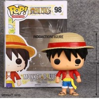 Action figure One Piece Monkey D Luffy funko pop anime