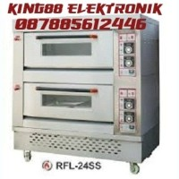 GAS BAKING OVEN GETRA RFL-24SS