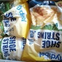 Mydibel shoestring 1kg/kentang goreng/french fries