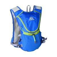 AONIJIE E883 Lightweight Hydration Backpack Tas Lari Trail Blue