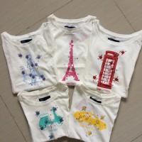 Kaos Atasan Anak Import / Kaos GAP Kids Anak / Atasan Anak