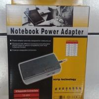 adaptor universal 96w notebook power adapter charger laptop