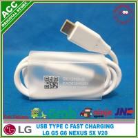 Kabel data USB Type C LG G5 G6 NEXUS 5X V20 ORIGINAL 100% Fast Charger