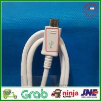 Kabel Data Charger Micro USB Samsung Galaxy J4 J6 J8 ORIGINAL 100% - Putih