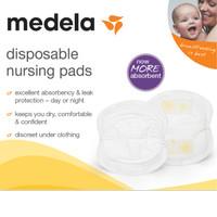 (Diskon) Breastpad Medela SATUAN breast pad disposable nursing pads
