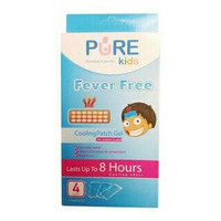 BABY PURE KIDS Obat Demam Anak dan Bayi / Pure Kids Fever Free