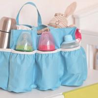 BABY Baby Diaper Bag Polos Organizer (Tas botol susu bayi / balita)